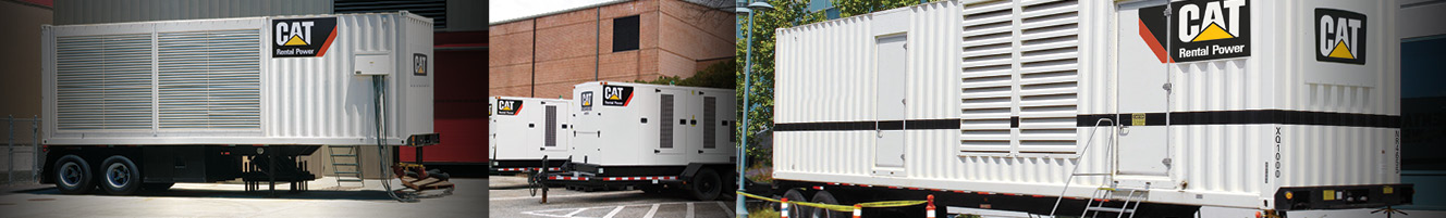 Standby Power Generators banner